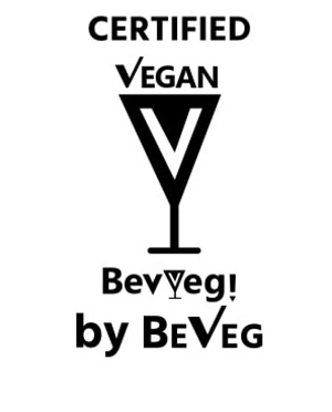 Vegan Certified by BeVeg Label