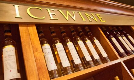 Ice Wine – Germany's Frozen Dessert Wine