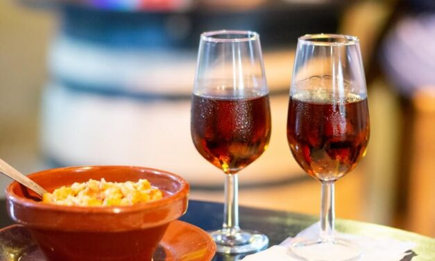 Amontillado – The King of Spanish Sherry