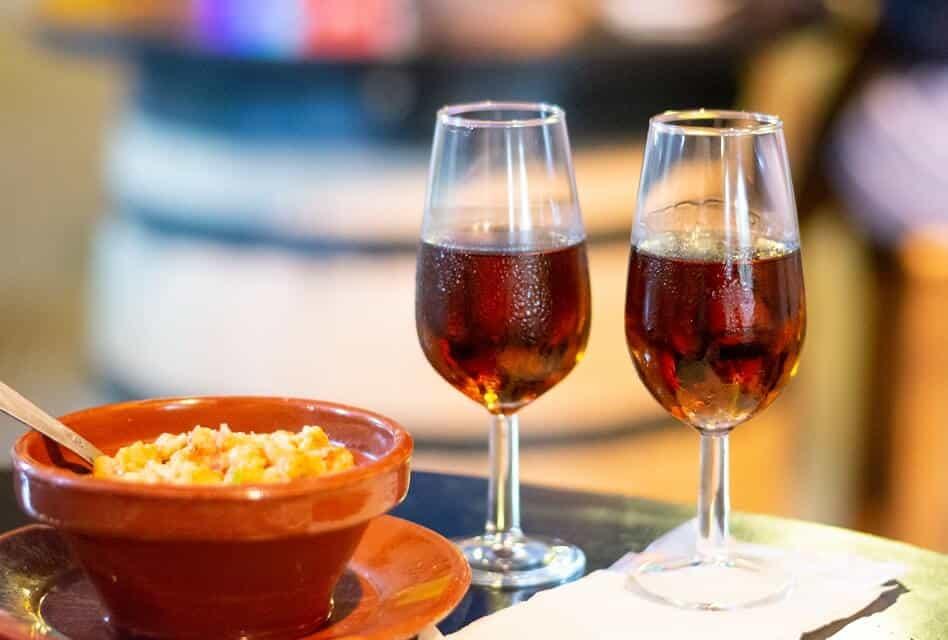 Amontillado – The King of Spanish Sherry