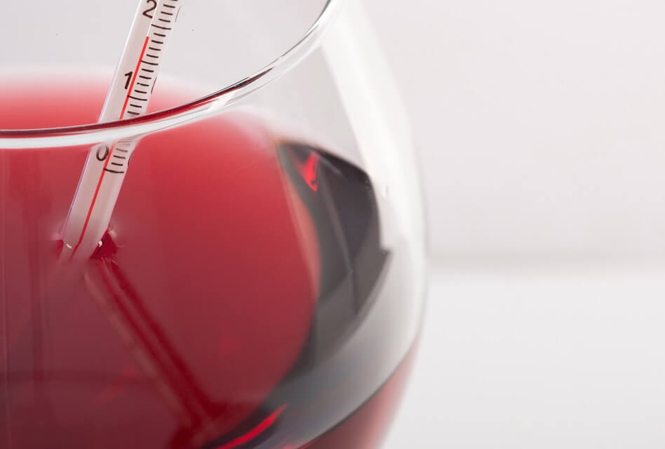 What Is the Right Serving Temperature for Wine?