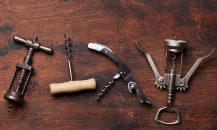 12 Types of Corkscrew for Opening Wine Bottles