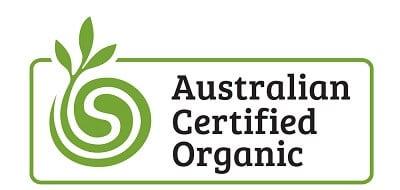 The Australian Certified Organic Label