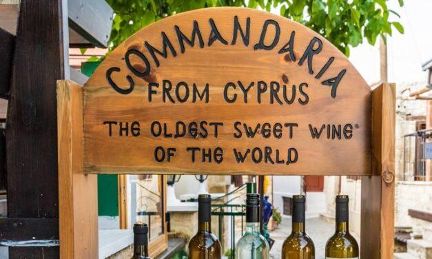 Commandaria – Cyprus' King of Dessert Wines