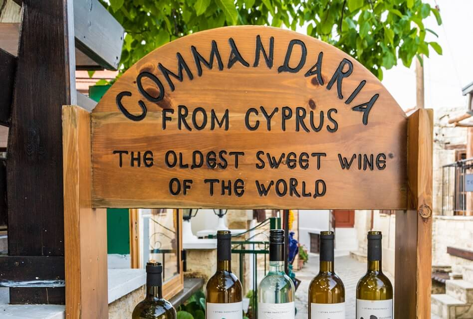 Commandaria – Cyprus' King of Dessert Wines