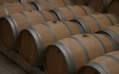 Oak Barrels for Wine Aging