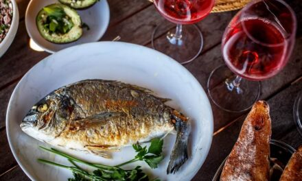 How to Compose the Best Fish and Wine Pairings