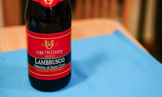 Lambrusco – Sweet and Sparkling Wines from Italy