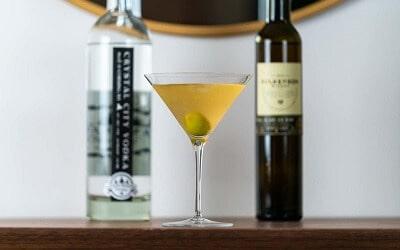 Ice Wine Martini