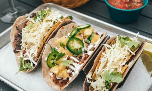 How to Pair Tacos and Wine – 5 Delicious Matches