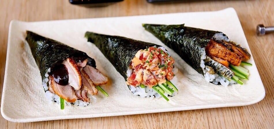 Terimaki Sushi