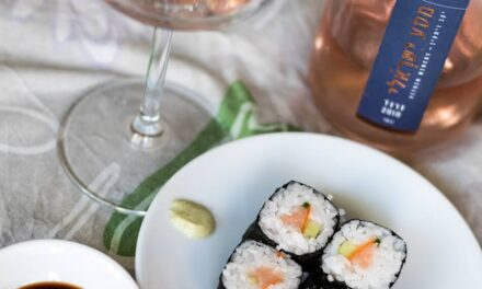 The Best Ways to Combine Sushi with Wine